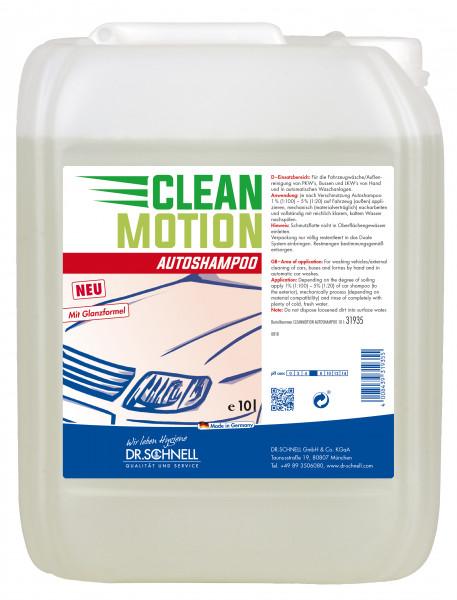 CLEANMOTION AUTOSHAMPOO