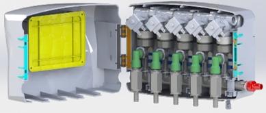 Waschmaschine PRIMA TEC System