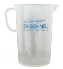 DR.SCHNELL Messbecher 3.000 ml mit Skala