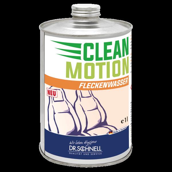 CLEANMOTION FLECKENWASSER