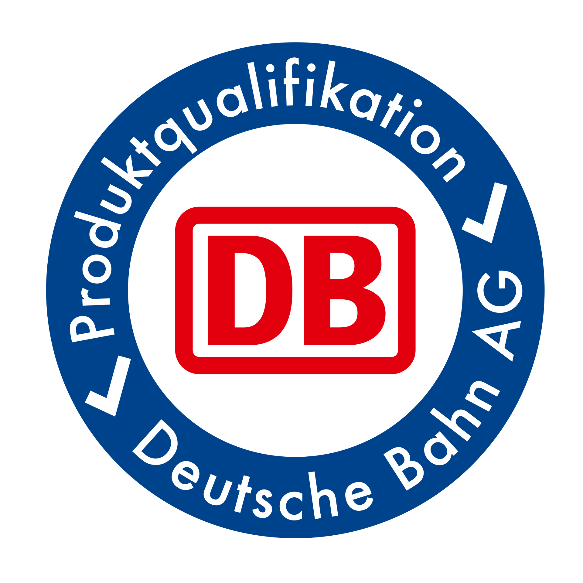 Produktqualifikation Deutsche Bahn AG