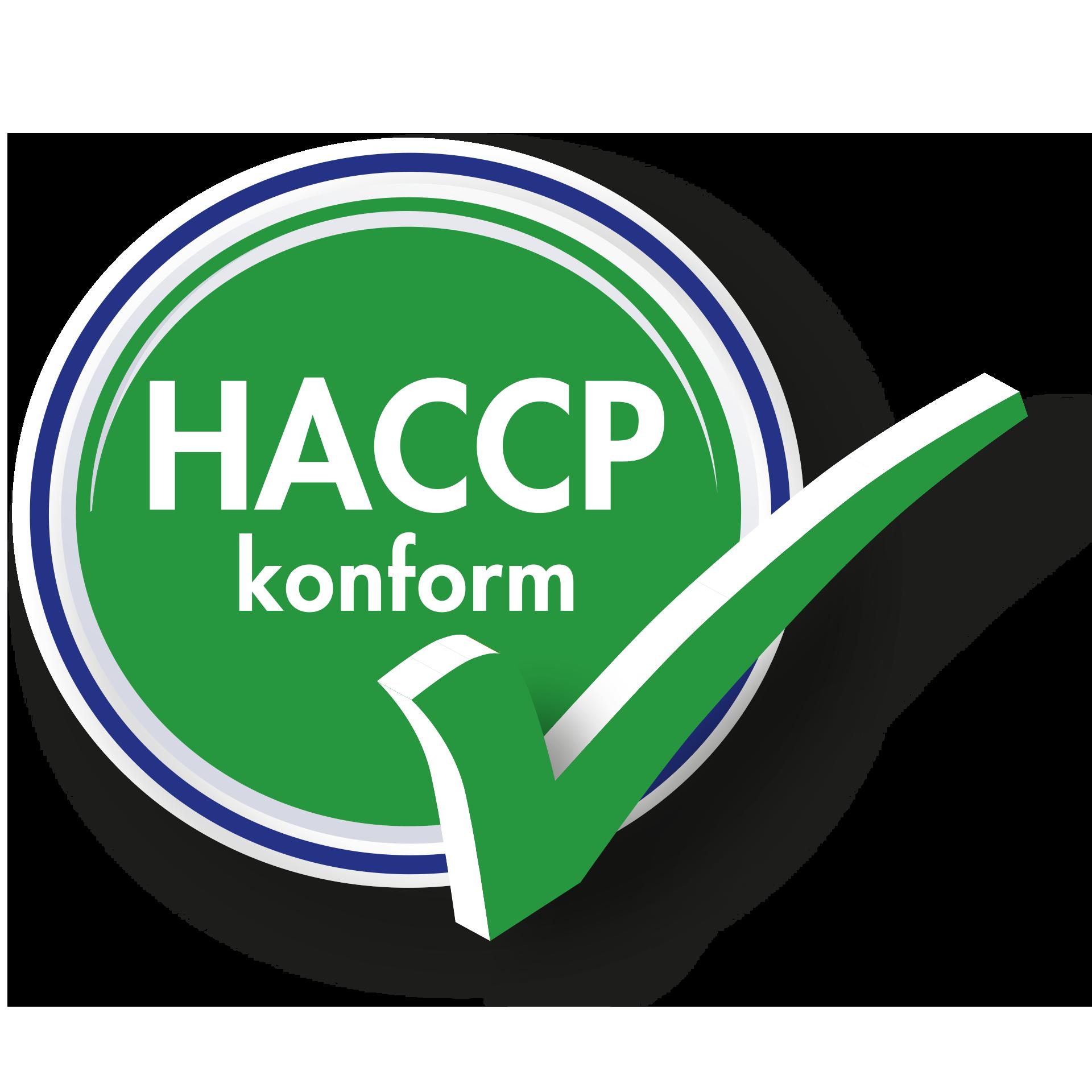 HACCP-conform