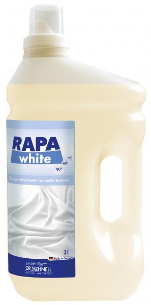 RAPA WHITE