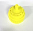 Schnellkupplung SAFE gelb 10 l Kanister mit geradem Anschluss