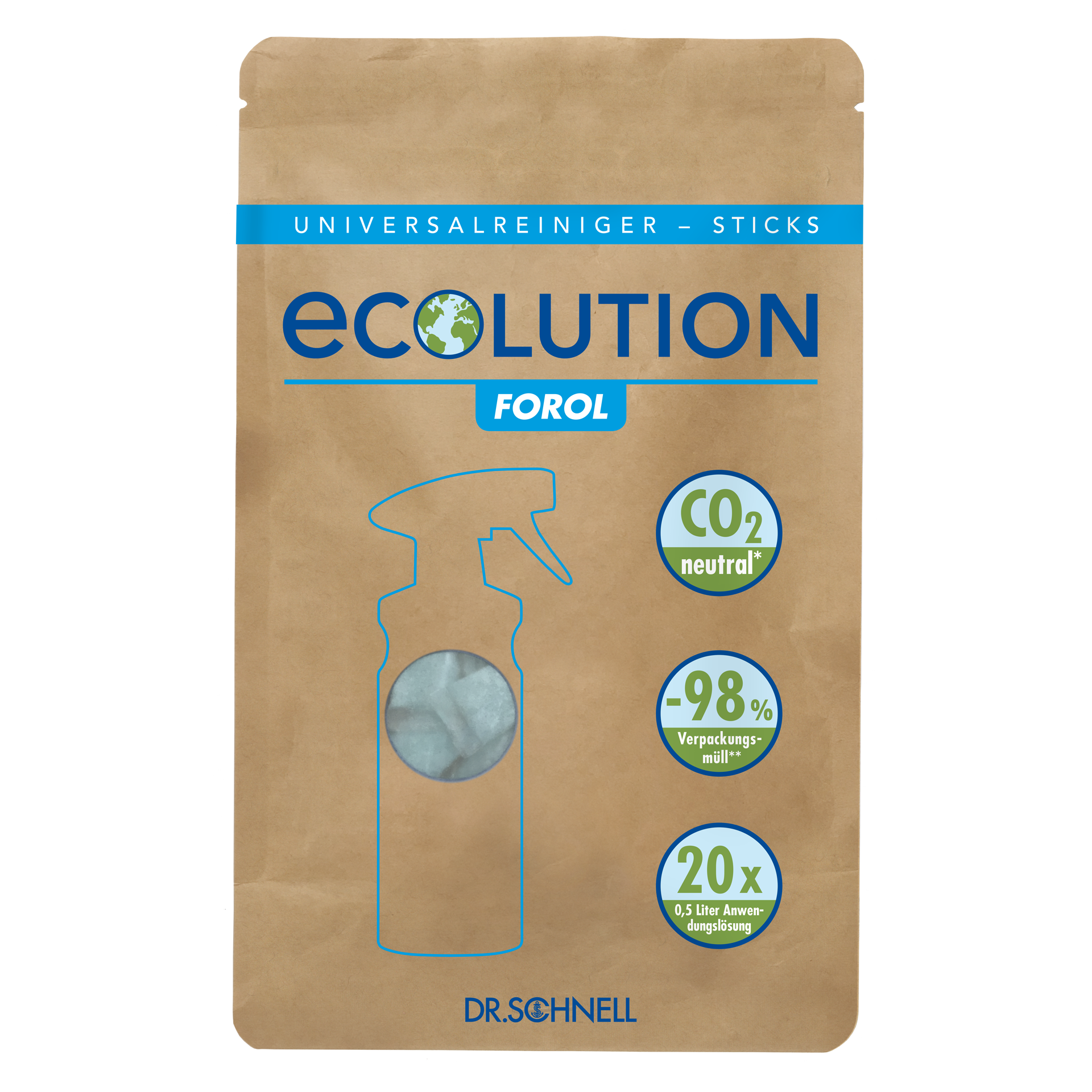 ECOLUTION FOROL STICKS