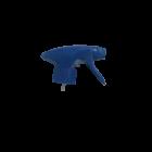 Sprühkopf Blau mit Schäumer