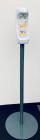Säule Tischspender anthrazit