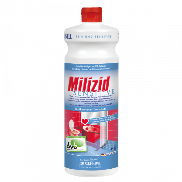 MILIZID SENSITIVE
