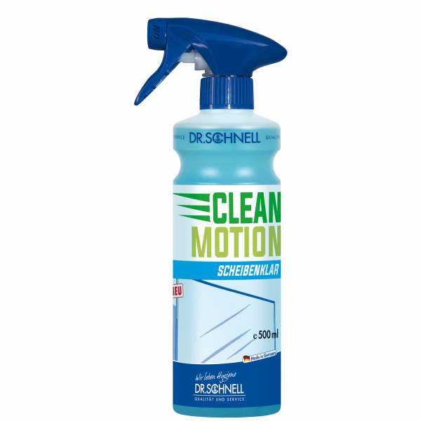 CLEANMOTION SCHEIBENKLAR