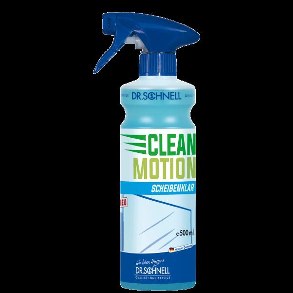 CLEANMOTION SCHEIBENKLAR