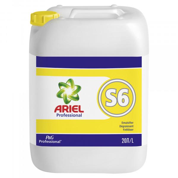 P&G PROFESSIONAL ARIEL S6 Fettlöser
