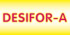 Schaumkanonen-Aufkleber DESIFOR A