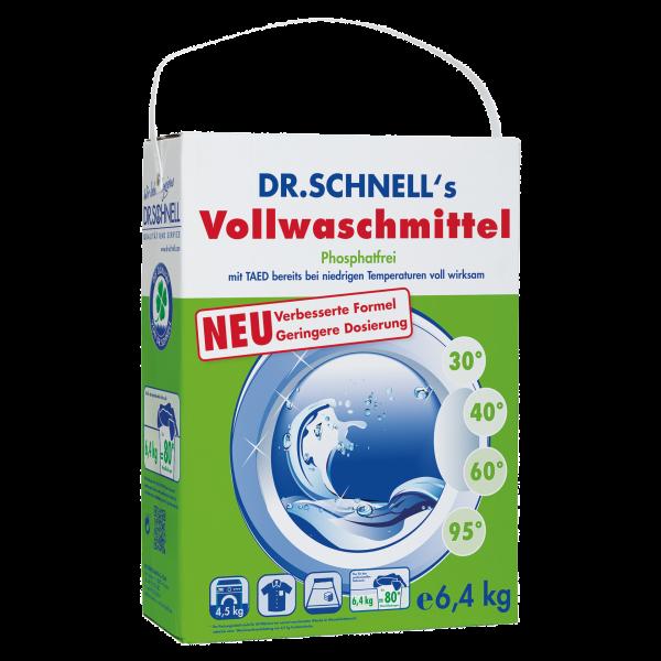 DR.SCHNELL´S VOLLWASCHMITTEL 6,4 kg