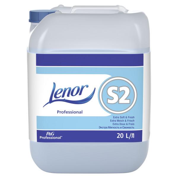 P&G PROFESSIONAL LENOR S2 Extra Weich & Frisch