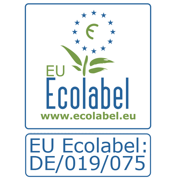 EU Ecolabel GRÜN & MILD ECO