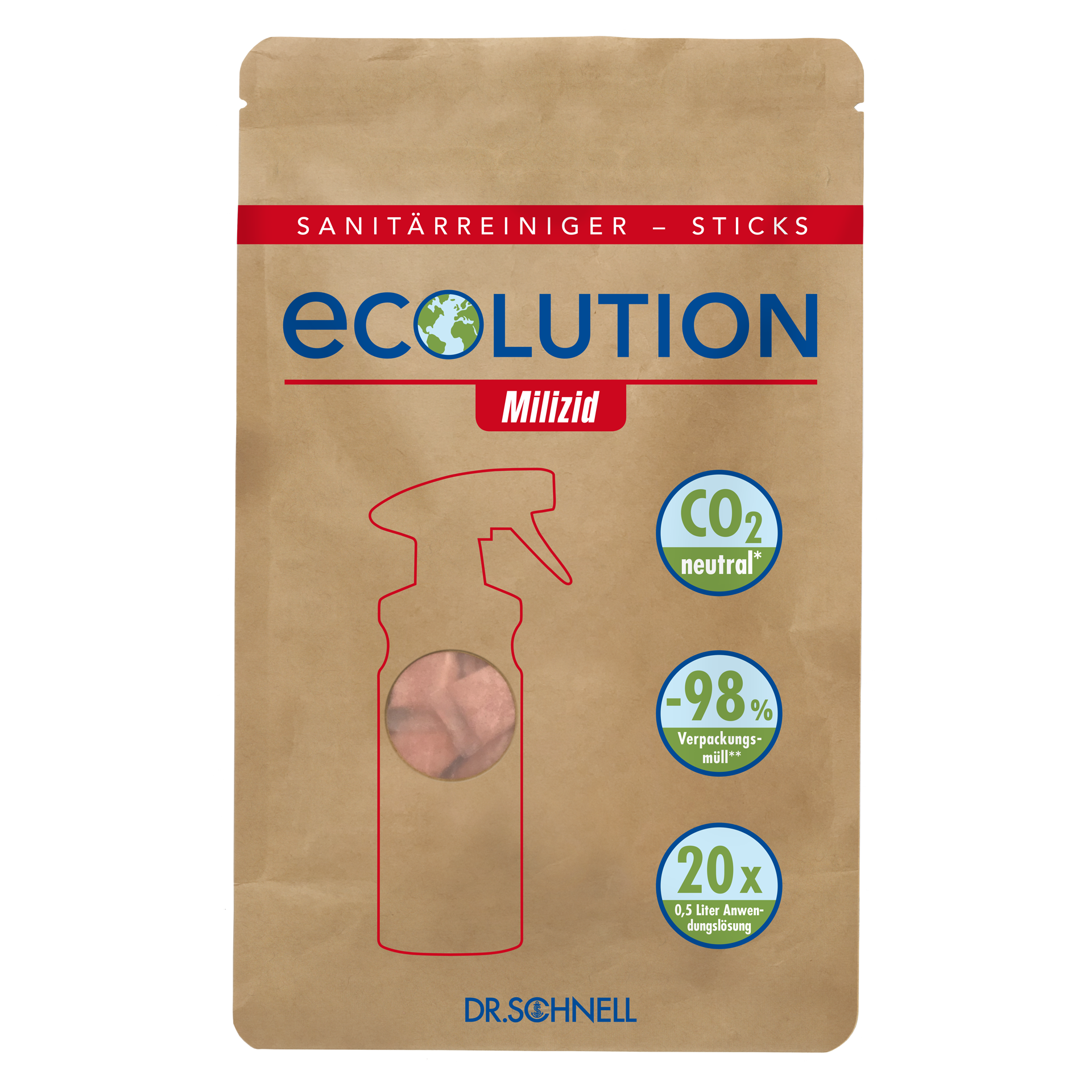 ECOLUTION MILIZID STICKS