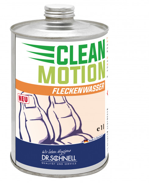 CLEANMOTION FLECKENWASSER